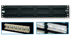 Cat 6 SL Patch Panel