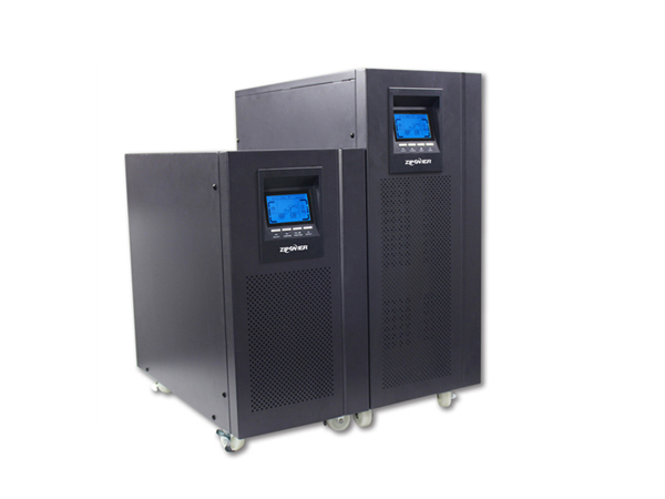 UPS ZLPOWER Double Convertion True-Online  10000VA, Internal Battery ( P/No: EX10K)