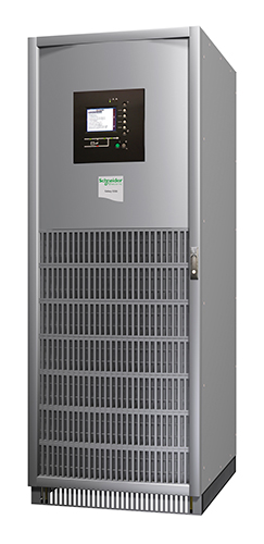 MGE Galaxy 5500 100kVA 400V Integrated Parallel UPS, Start-up 5x8