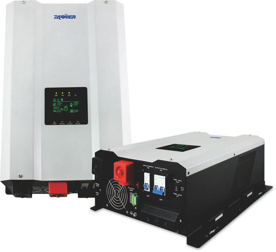 GS Series 1-12KW-Solar Energy Inverter