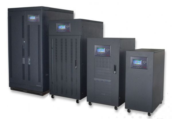 NETION UPS - N+X low frequency online CP series 10-500KVA